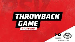 THROWBACK GAME | PSV - Ajax (kampioenswedstrijd 2018)