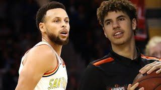 LaMelo Ball Not Interesting To Warriors, They Rather Pair James Wiseman Next To Steph Curry
