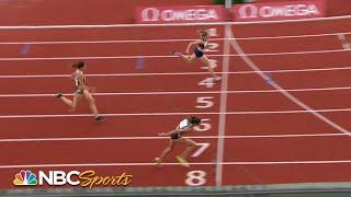 0.02 seconds decides incredible 300m finish at Oslo's Impossible Games | NBC Sports