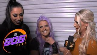Candice LeRae & Indi Hartwell are history makers: WWE Network Exclusive, Jan. 22, 2021