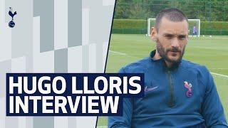 """HUGO LLORIS INTERVIEW 