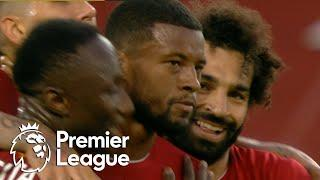 Georginio Wijnaldum powers home Liverpool's third goal v. Chelsea | Premier League | NBC Sports