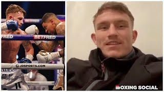 DALTON SMITH REFLECTS ON STOPPAGE VICTORY OVER ISHMAEL ELLIS, WANTS LEE APPLEYARD NEXT, UK JUDGING