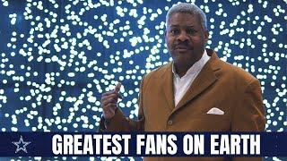 Greatest Fans on Earth: Phil Whitfield | Dallas Cowboys 2020