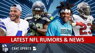 NFL News & Rumors: Dak Prescott Contract, Jadeveon Clowney, Cam Newton Free Agency, 2020 NFL Games