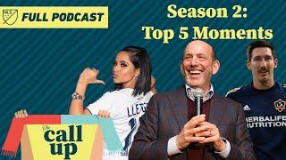 Top 5 Moments: The Call Up Season 2