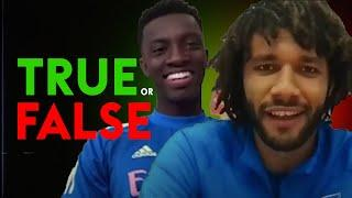 The Hale End academy is the best in the UK?! | True or False | Nketiah & Elneny