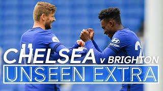 Crowds Return as Timo Werner Scores His First Chelsea Goal  | Unseen Extra