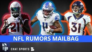 NFL Rumors Mailbag: Justin Simmons & Anthony Harris Rumors, Marvin Jones Or Patrick Peterson Trade?