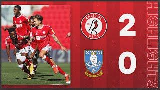 HIGHLIGHTS | 3 wins from 3 for the Robins! | Bristol City 2-0 Sheffield Wednesday