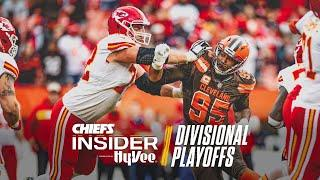 Prepare for the Cleveland Browns | Hy-Vee Chiefs Insider Divisional Playoffs