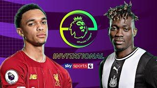 Trent Alexander-Arnold vs Christian Atsu | Liverpool vs Newcastle | EPL Invitational 2020