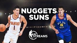 Nuggets-Suns preview: Nikola Jokic's MVP campaign comes to Phoenix | Hoop Streams