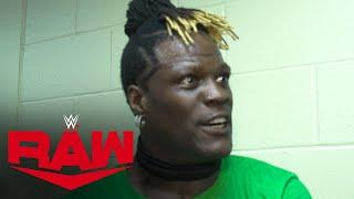 R-Truth recaps a big day: WWE Network Exclusive, Sept. 28, 2020