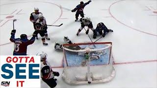 GOTTA SEE IT: Avalanche Score Twice In 10 Seconds Against Coyotes