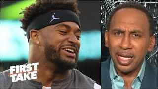 Stephen A. rants about the Jets and says Jamal Adams should demand a trade | First Take