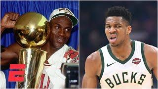 Michael Jordan changed how we rate NBA players, and that's a shame for Giannis | #Greeny