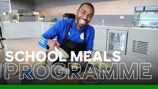 Chef Ricardo Pereira | Leicester City Support Local Children On Free School Meals