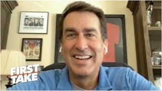 Rob Riggle on Patrick Mahomes' greatness & the biggest threat to the Chiefs' dynasty | First Take