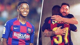 Why is Ansu Fati considered the new Lionel Messi? | Oh My Goal