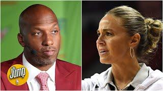 Chauncey Billups and Becky Hammon are candidates for the Pacers job, Woj reports | The Jump