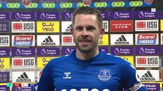 """I'm not sure what I was doing in the box!"" Match-winner Gylfi Sigurdsson on perfect Everton night"