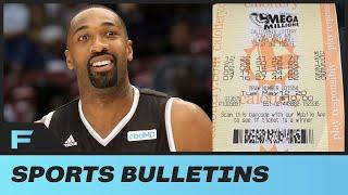 Gilbert Arenas Says He Won The $300,000 Lottery After Encounter With A Homeless Man