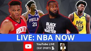 NBA Now: Live News & Rumors + Q&A With Jimmy Crowther (Aug 28)