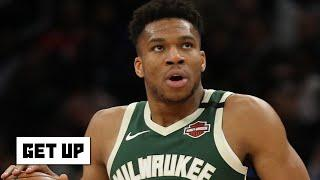 Giannis' future with the Bucks may be on the line & what's at stake for Embiid & Simmons? | Get Up