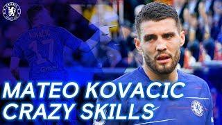 Mateo Kovacic's Best Chelsea Goals, Skills & Assists | Midfield Maestro