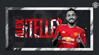 "Alex Telles Exclusive ""I'm going to give everything to fight for this club"" 