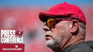 Bruce Arians on Chris Godwin's Status | Press Conference