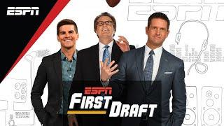 Super Bowl LV Reactions, Todd McShay's Mock Draft 2.0, plus Carson Wentz & The Eagles | First Draft