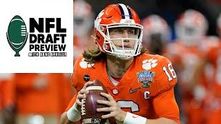 NFL Draft Preview with Dane Brugler Podcast (Ep. 6)   Breaking Down Top Quarterbacks & More   NFL