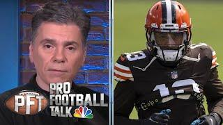 Where does Cleveland Browns offense stand without Odell Beckham Jr? | Pro Football Talk | NBC Sports