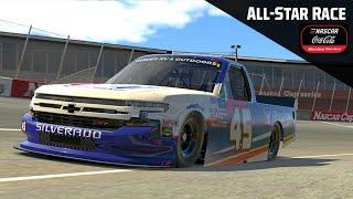 eNASCAR Coca-Cola iRacing Series All-Star race from North Wilkesboro
