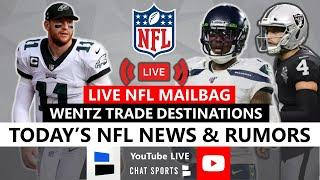 NFL Daily LIVE With Harrison Graham and Mitchell Renz - Dec. 21st