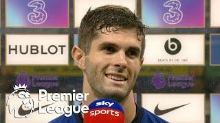 Christian Pulisic: 'Not trying to compare myself' to Eden Hazard | Premier League | NBC Sports