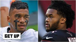 Previewing the Tua Tagovailoa vs. Kyler Murray matchup when the Dolphins face the Cardinals   Get Up