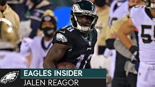 Jalen Reagor on the Grind of His Rookie Season in the NFL | Eagles Insider