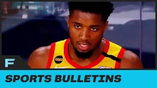 Donovan Mitchell Accidentally Goes Live On IG & Fans Hear Moaning Sounds Coming From His Bubble Room