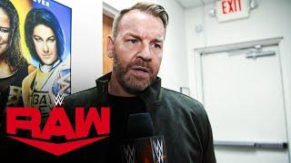 Christian reacts to Edge's injury at WWE Backlash: WWE Network Exclusive, June 15, 2020