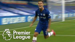 Christian Pulisic gives Chelsea lead over Manchester City | Premier League | NBC Sports