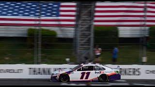 Take two: Hamlin victorious at second Pocono race | NASCAR Cup Series