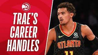 Trae Young's Best HANDLES Throughout His Career So Far!
