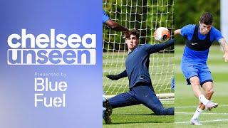 Pulisic's Magical Feet  Superb Triple-Save from Kepa   + Wonder Goal by Pedro!    Chelsea Unseen