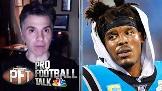 Cam Newton signs with Patriots to set stage for big payday in 2021 | Pro Football Talk | NBC Sports
