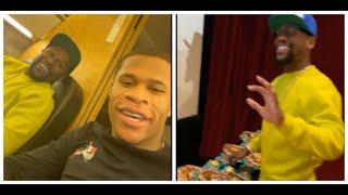 MILE HIGH! - FLOYD MAYWEATHER BALLIN' WITH DEVIN HANEY ON HIS PRIVATE JET, SHOWS OFF BELT COLLECTION