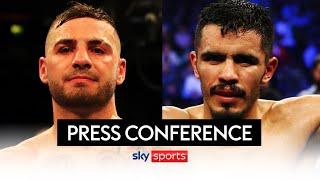 LIVE PRESS CONFERENCE! Lewis Ritson vs Miguel Vazquez | Plus Thomas Patrick Ward & Joe Laws