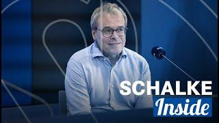 Peter Peters im Live-Talk via Facebook | #NurImWir | FC Schalke 04